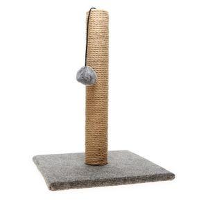 Cat scratch rope tower